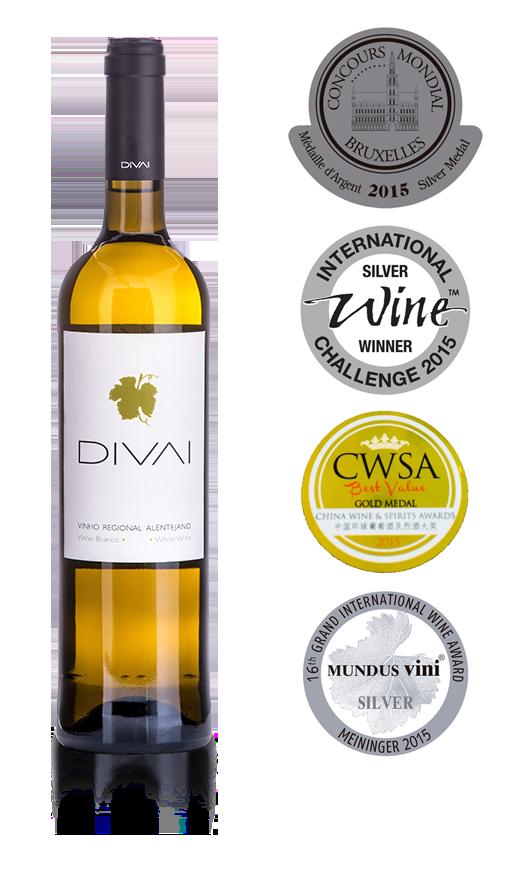 Vinhos Premiados